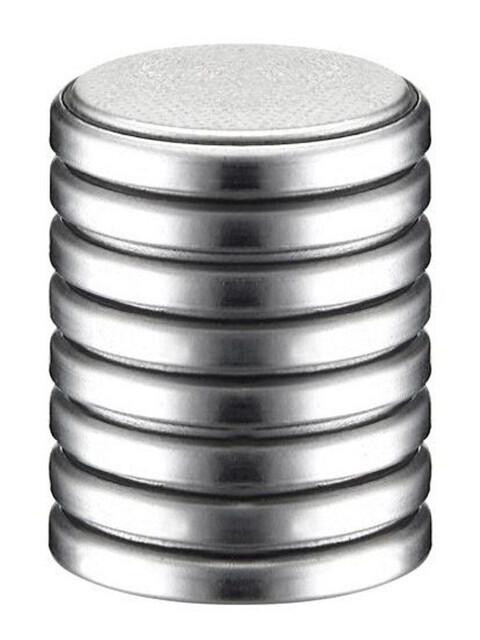 Lezyne CR 2032 Batterie für Femto Drive LED Light 8 Stück silber